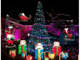 must see house lights up sherman oaks sherman oaks ca patch