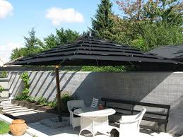 Custom Patio Umbrella by Agents Of Cool 3 Chic Outdoor Covers To Stay Under
