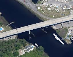 Intracoastal Waterway Map Crews End Search Of Intracoastal Waterway Wmbfnews Com Myrtle