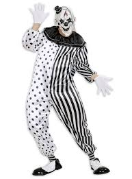 killer clown costume harlequin killer clown costume