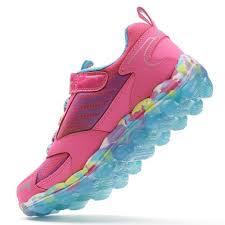 skech air bounce ups girls u0027 athletic shoes skechers