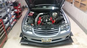 2004 chrysler crossfire na 1 4 mile drag racing timeslip specs 0