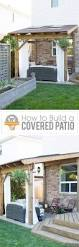 beautiful build a covered patio 25 best covered patios