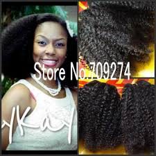 10a natural color afro curl tight curly virgin brazilian