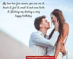 birthday wishes for husband with 30 romantic birthday cards