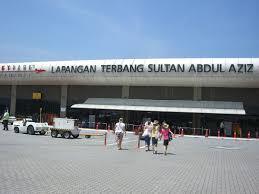 sultan abdul aziz shah airport wikipedia