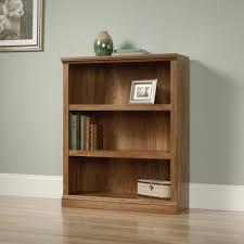 Sauder 3 Shelf Bookcase Sauder Furniture Select Collection 3 Shelf Bookcase