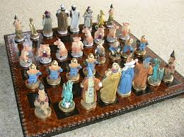 fantasy chess set daryl s chess set collection