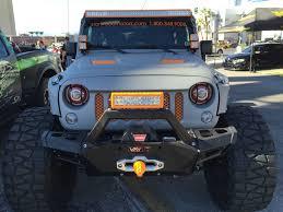 grey jeep rubicon lifted starwood custom battleship gray jeep wrangler jk quadratec