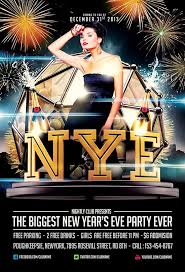 free nye flyer template by saltshaker911 download for photoshop