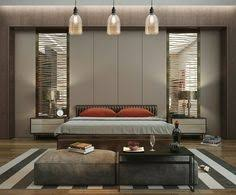 Modern Bedrooms Modern Master Bedroom Design Ideas With Luxury Lamps White Bed