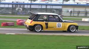 renault 5 maxi turbo renault 5 maxi turbo formula driver jesolo loud sound youtube