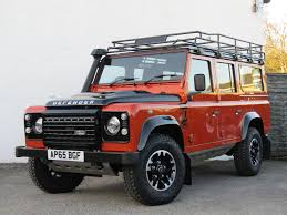 land rover defender 2015 4 door used 2015 land rover defender td adventure station wagon for sale
