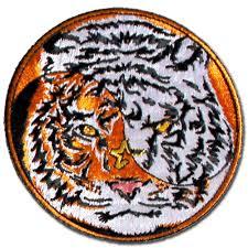 activstars yin yang tiger patch