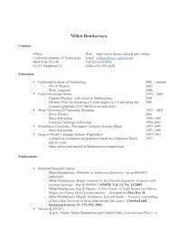 Highschool Resume Examples by Resume Examples For Highschool Students