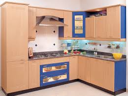 Kitchen Design Pic Blue And Beige Kitchen Design Stylehomes Net