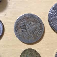 lote moedas antigas brasileiras uruguaias argentinas e eua r