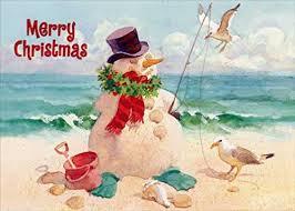 beach christmas tree beach theme christmas cards 18 beachfront