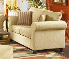 Chenille Living Room Furniture by Chenille Fabric Modern Livng Room Barrett U456 Butter