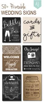 wedding gift table sign best 25 table signs ideas on wedding signing table