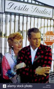 lucy and desi arnaz i love lucy tv lucille ball desi arnaz ily 016 stock photo