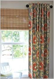 Curtain Rods Either Side Window Use A Towel Bar As A Curtain Rod Curtain Rods Would