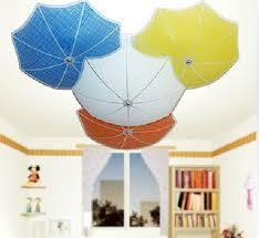 Kids Room Lighting Fixtures by Free Shipping Multi Colored Umbrella Glass Ceiling Light Fixture