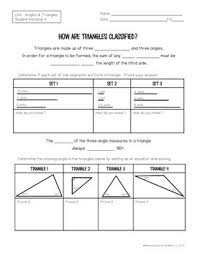 grade math angle relationships and triangles unit 7 g 2 7 g 5