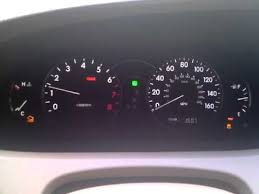 2000 toyota sienna check engine light 2006 toyota avalon xls check engine and vsc lights on youtube