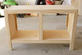 Build Storage Bench Plans by Diy Storage Bench Thelotteryhouse