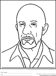 breaking bad coloring pages within eson me