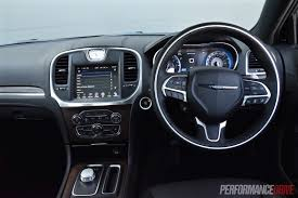 chrysler 300c 2017 interior 2015 chrysler 300c luxury review video performancedrive