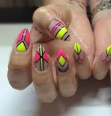 55 abstract nail art ideas abstract nail art black polish and