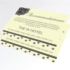 enclosure cards wedding enclosure cards design and print online 1800businesscards