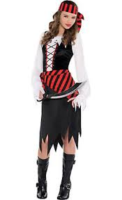 Party Halloween Costumes Girls Pirate Costumes Party