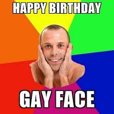 Happy Birthday Gay Meme - happy birthday gay memes wishesgreeting