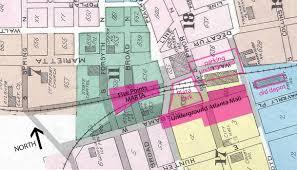 Atlanta Streetcar Map Urban Planning Turned Georgian