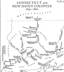 New England Colonies Map by Hfa3038 Auto Bio Generated By Ancestral Quest