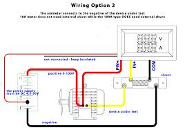 circuit diagram of home theater dual digital display dc voltmeter ammeter 100v 100a australia