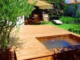 piscine petite taille fabricant de petites piscines en bois enterrées dans le sol ou en