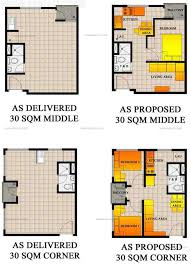 30 Sqm San Jose Residencias Preselling Condominium For Sale In Santa