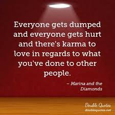 Karma Love Quotes by Love Quotes Quotes About Love With Images Double Quotes