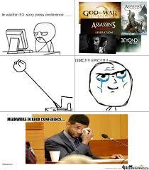 Funny Memes 2012 - e3 2012 sony by bakoahmed meme center