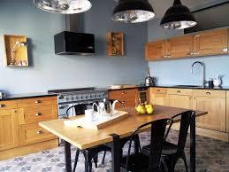 cuisine bois cuisine bois des cuisines tendance à copier côté maison