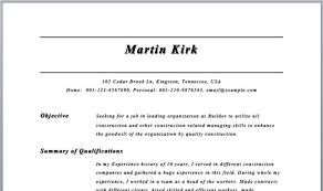 Resume Builder Software Free Free Resume Creator And Download Resume Template And