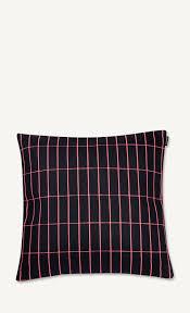 Cusion Cover Pieni Tiiliskivi Cushion Cover 40x40 Cm Pink Dark Blue