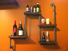 Black Pipe Shelving by 1 2 In Black Pipe Shelf Todd U0027s Woodworking Pinterest Black