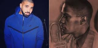 drake gets tattoos of slain ovo bro u0026 denzel washington photos