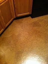 Inexpensive Bathroom Flooring by Brown Paper Bag Tutorial Brown Paper Bag Floor Paper Bag