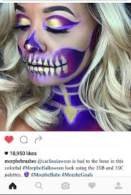 halloween airbrush makeup 1379 best makeup images on pinterest halloween makeup costume